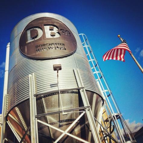 Крафтовая пивоварня. Dorchester Brewing Company.
