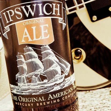 Обзор пива. Ipswich Original Pale Ale.