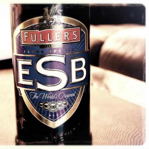 Обзор пива. Fuller's ESB.