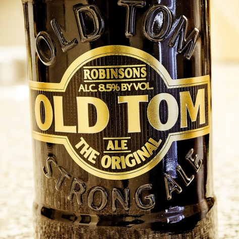 Обзор пива. Frederic Robinson Old Tom The Original Ale.