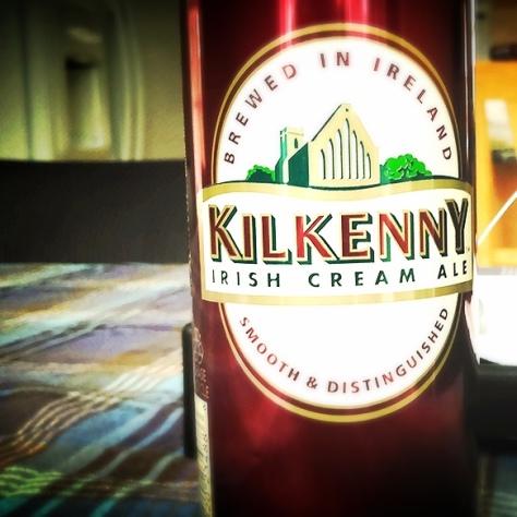 Обзор пива. Guinness Kilkenny Irish Cream Ale.