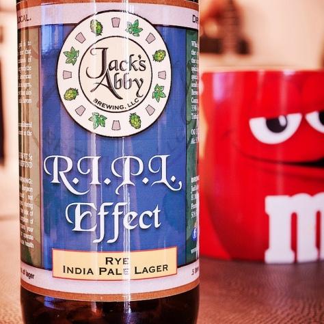 Обзор пива. Jack's Abby R.I.P.L. Effect.