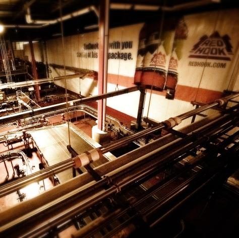 Крафтовая пивоварня. Redhook Brewery.