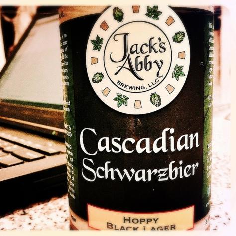 Обзор пива. Jack's Abby Cascadian Schwarzbier.