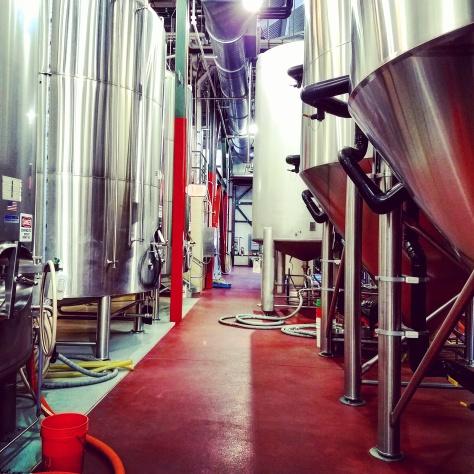 Крафтовая пивоварня. Smuttynose Brewery.