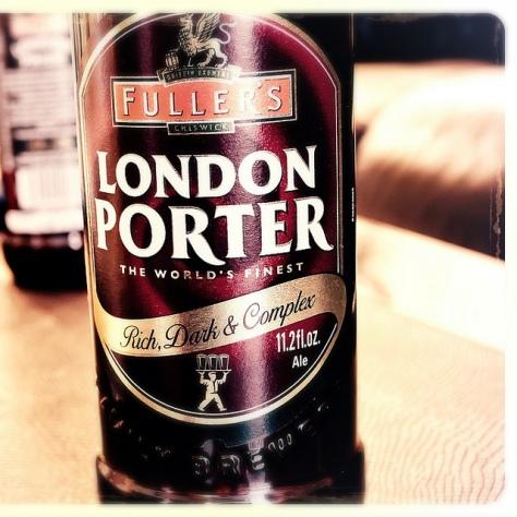 Обзор пива. Fuller's London Porter.