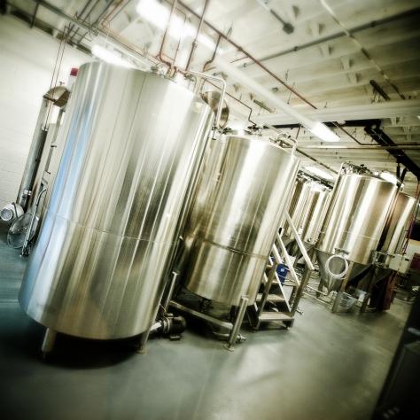 Крафтовая пивоварня. Tributary Brewery.