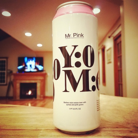 Обзор пива. To Øl Mr. Pink.