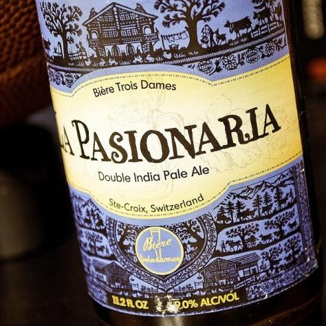 Обзор пива. Trois Dames La Pasionaria.