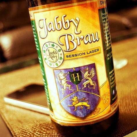 Обзор пива. Jack's Abby Jabby Brau.