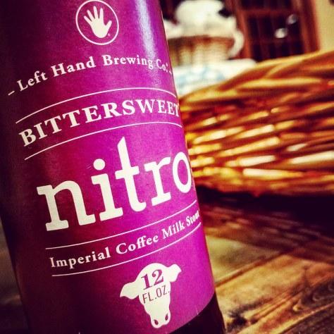 Обзор пива. Left Hand Bittersweet.