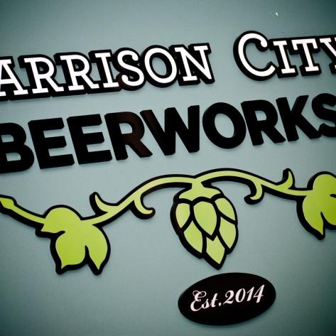 Крафтовая пивоварня. Garrison City Beerworks.
