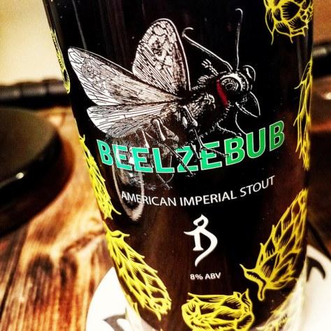 Виды стаутов. The Alchemist Beelzebub. Обзор пива.