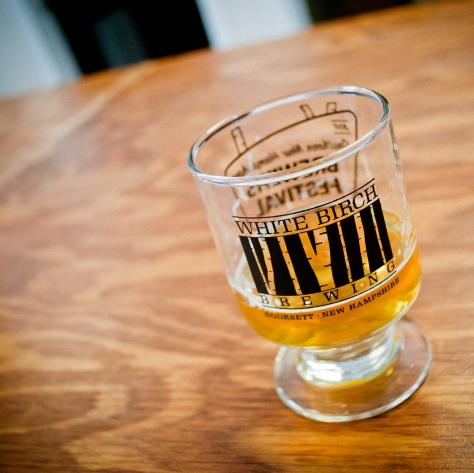 Крафтовая пивоварня. White Birch Brewery.