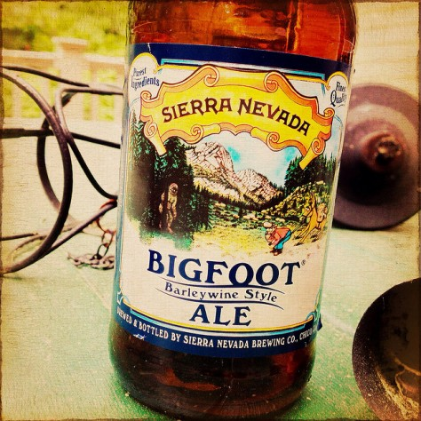 Обзор пива. Sierra Nevada Bigfoot.