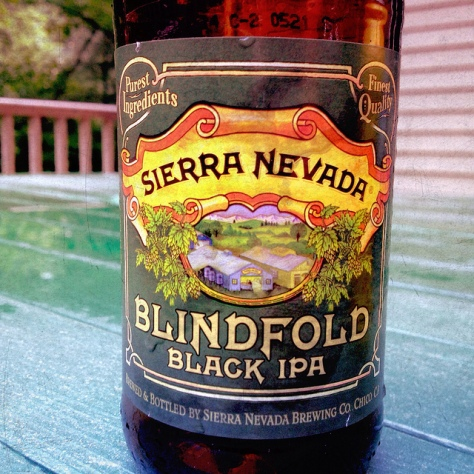 Обзор пива. Sierra Nevada Blindfold.