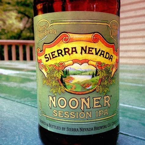 Обзор пива. Sierra Nevada Nooner.