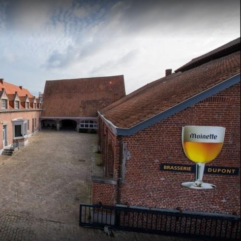 Спасение сорта сайзон. Бельгийская крафтовая пивоварня Dupont.