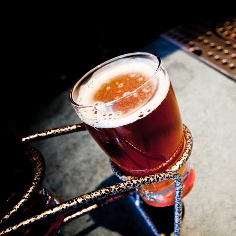 Крафтовая пивоварня. Throwback Brewery.