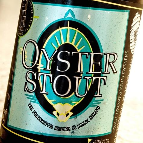 Виды стаутов. Porterhouse Oyster Stout. Обзор пива.