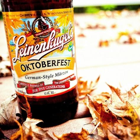 Обзор пива. Jacob Leinenkugel's Oktoberfest.