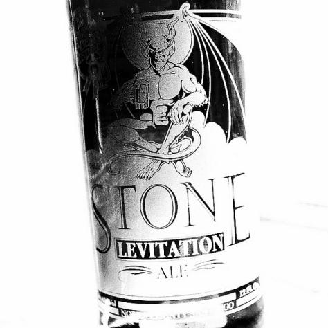 Обзор пива. Stone Levitation.