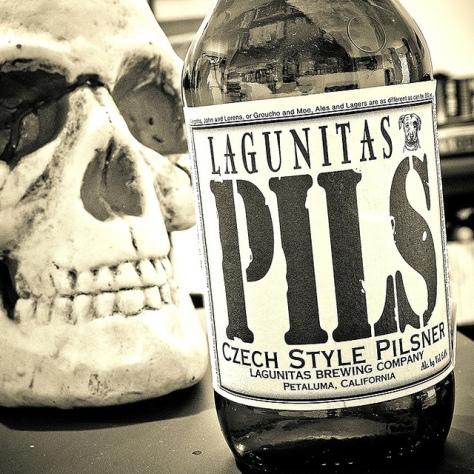 Обзор пива. Lagunitas PILS.