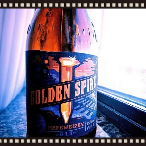 Обзор пива. Uinta Golden Spike.