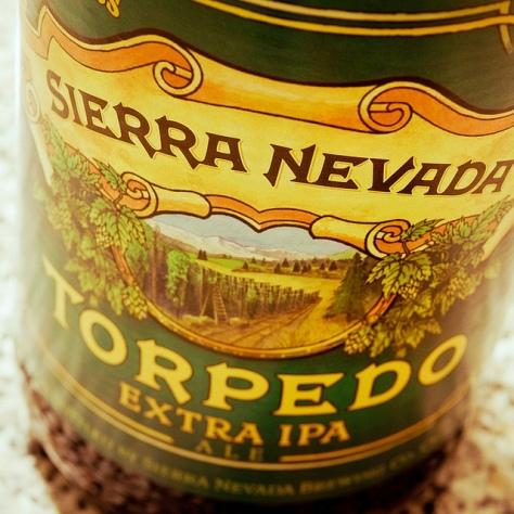 Обзор пива. Sierra Nevada Torpedo Extra IPA.