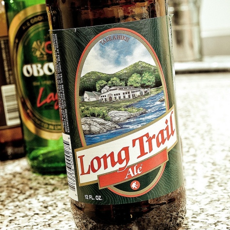 Обзор пива. Long Trail Ale.