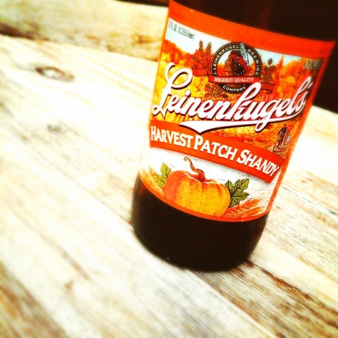 Jacob Leinenkugel's Harvest Patch Shandy. [Обзор пива].