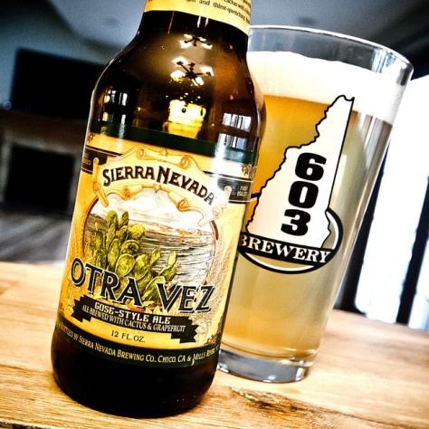 Обзор пива. Sierra Nevada Otra Vez.