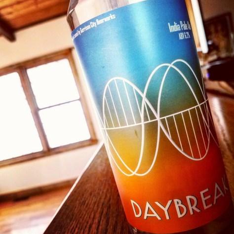 Обзор пива. Garrison City Daybreak.