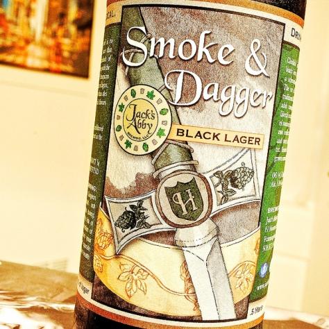 Обзор пива. Jack's Abby Smoke & Dagger.