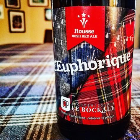 Le BockAle L'Euphorique. [Обзор пива].