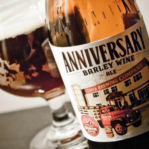 Обзор пива. Uinta Anniversary.