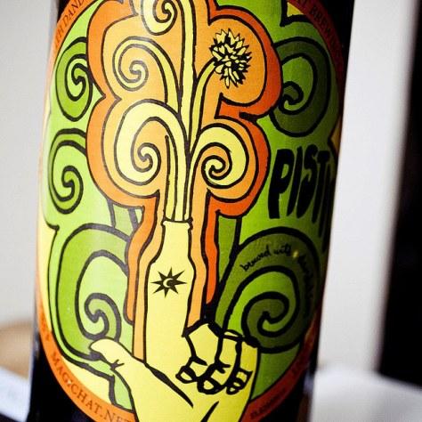 Обзор пива. Magic Hat Pistil.