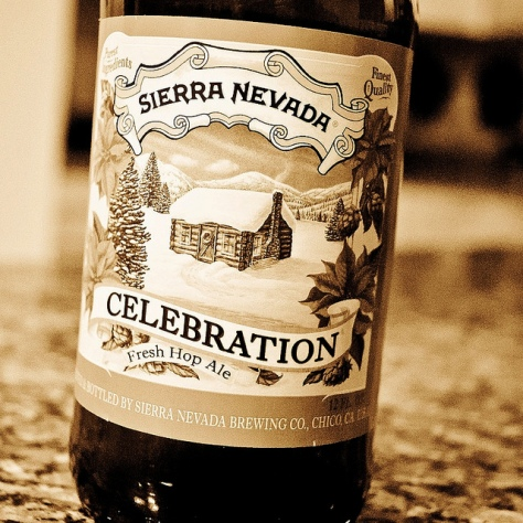 Обзор пива. Sierra Nevada Celebration.