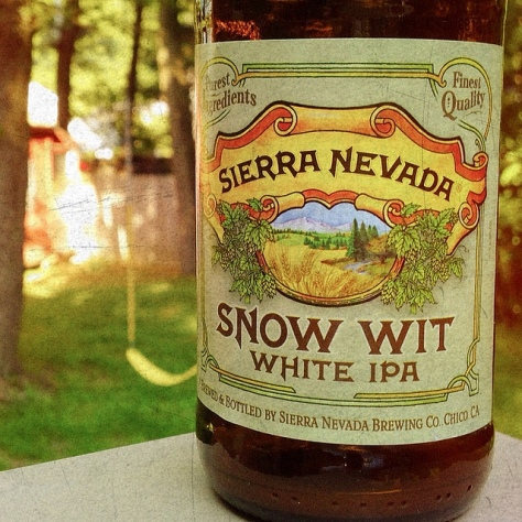 Обзор пива. Sierra Nevada Snow Wit.
