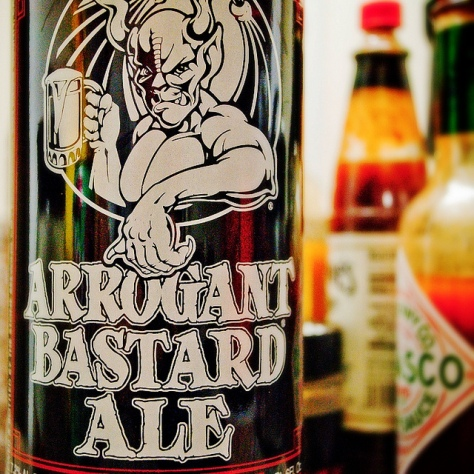 Обзор пива. Stone Arrogant Bastard Ale.