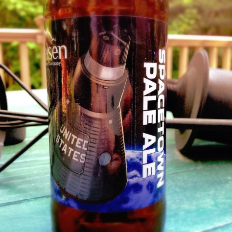 Обзор пива. Kelsen Spacetown.