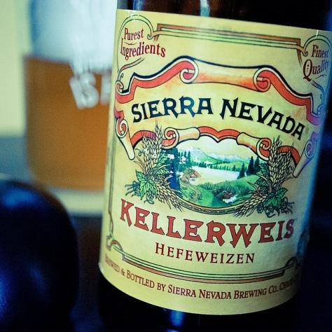 Обзор пива. Sierra Nevada Kellerweis.