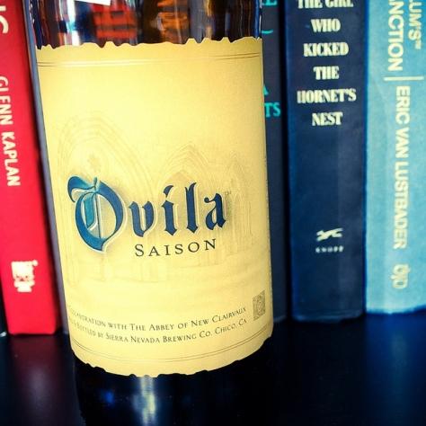 Обзор пива. Sierra Nevada Ovila Abbey Saison.