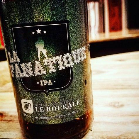 Обзор пива. Le BockAle La Fanatique.