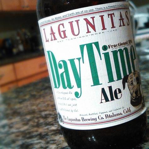 Обзор пива. Lagunitas DayTime.