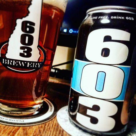 Обзор пива. 603 Black Ice.