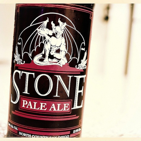 Обзор пива. Stone Pale Ale.