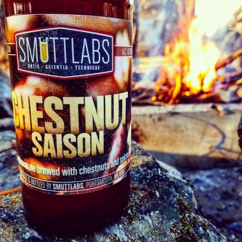 Обзор пива. Smuttynose Smuttlabs Chestnut Saison.