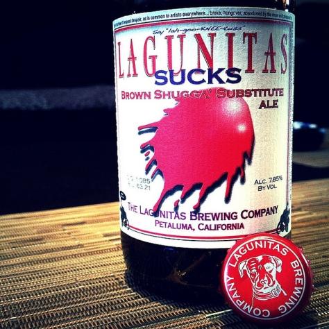 Обзор пива. Lagunitas Sucks.