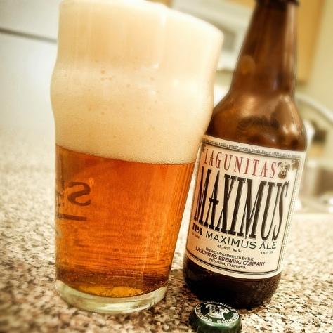 Обзор пива. Lagunitas Maximus.